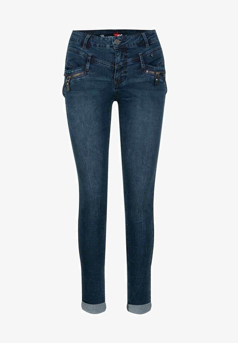 Buena Vista - FLORIDA - Jeans Skinny Fit - blue