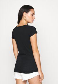 10DAYS - THE TEE - Print T-shirt - black - 2