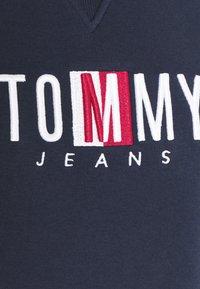 Tommy Jeans - TIMELESS BOX  - Mikina - twilight navy - 6