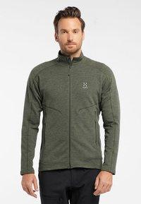 Haglöfs - HERON  - Fleece jacket - deep woods solid - 0