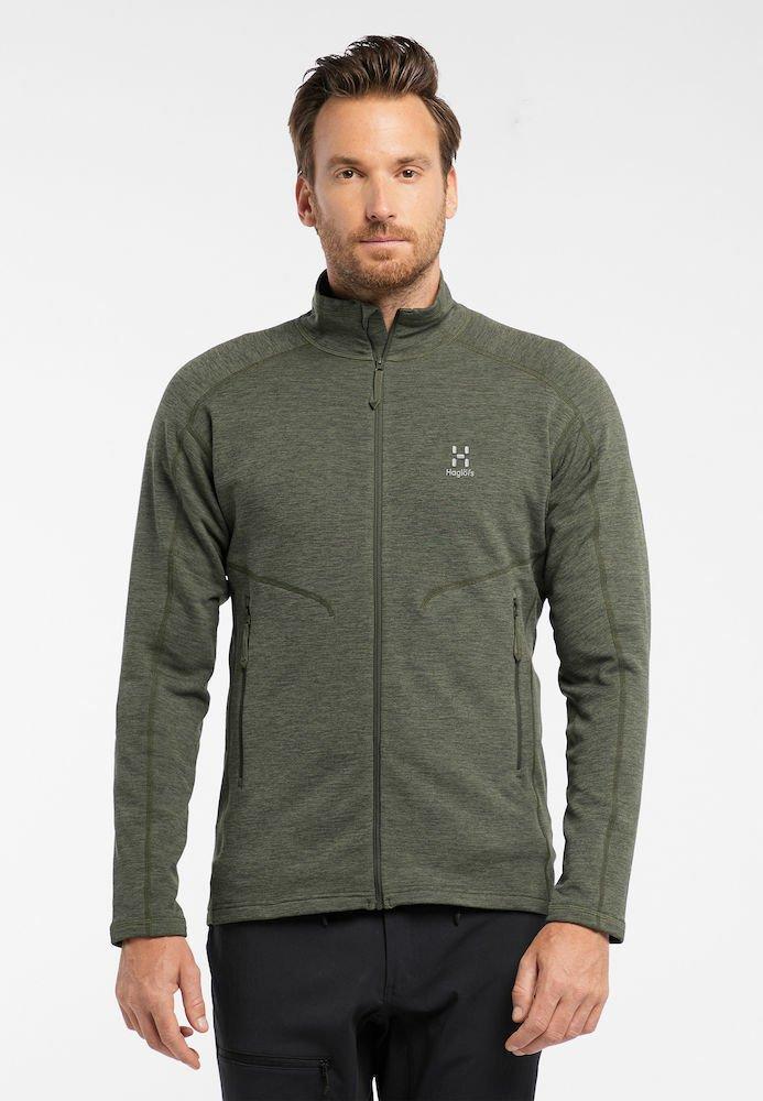 Haglöfs - HERON  - Fleece jacket - deep woods solid