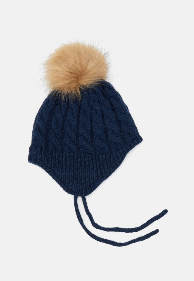 NBMMANUN HAT - Beanie - dress blues