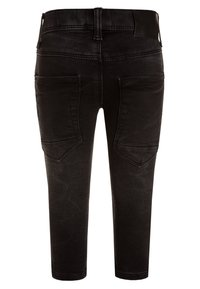 Name it - NKMROBIN PANT - Slim fit jeans - black denim - 1