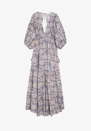 Maxi dress - bleu