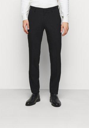 THODD - Pantalon de costume - black