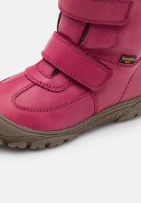 Froddo - LINZ TEX MEDIUM FIT - Zimní obuv - fuxia - 5