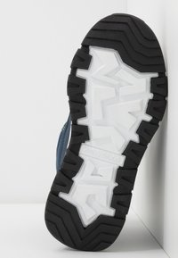 KangaROOS - K-MAJOR V RTX - Vysoká obuv - dark navy/lime - 4