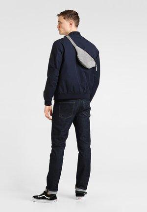 SPRINGER - Bum bag - suede grey