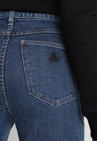 Abrand Jeans - '94 HIGH - Slim fit jeans - blue denim - 5