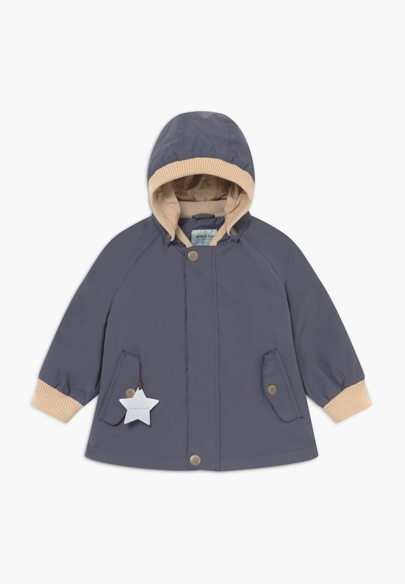 MINI A TURE - WALLY  - Parka - ombre blue