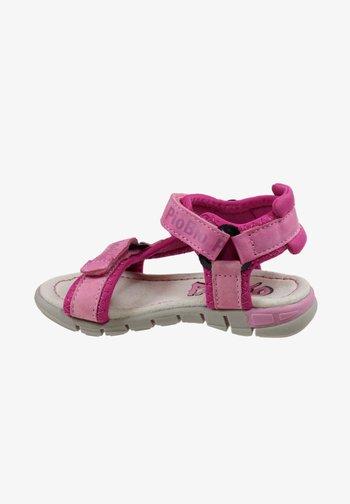 Walking sandals - celluloid