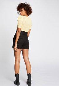 Morgan - Print T-shirt - yellow - 2