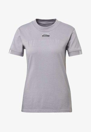 R.Y.V. T-SHIRT - T-shirt imprimé - grey