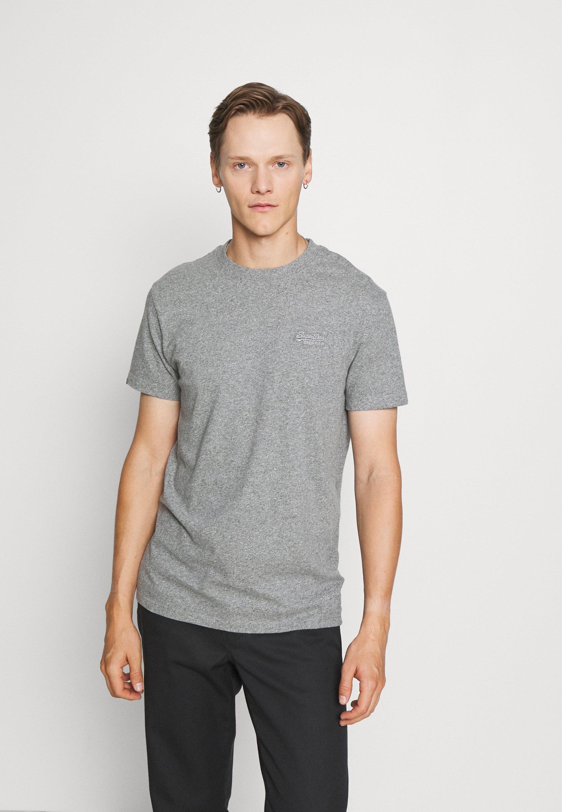 Men VINTAGE LOGO TEE - Basic T-shirt