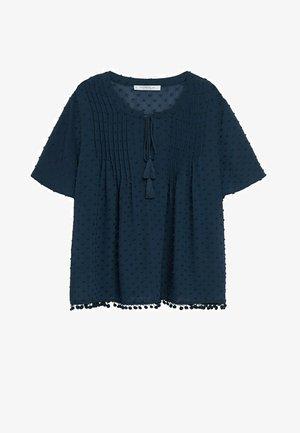 Bluser - dunkles marineblau