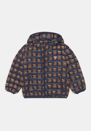 TODDLER PADDED HOODED UNISEX - Chaqueta de invierno - multi-coloured