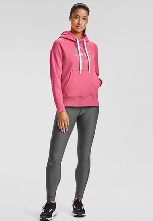 RIVAL FLEECE METALLIC - Hoodie - pink lemonade