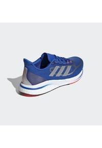 adidas Performance - SUPERNOVA + BOOST BOUNCE PRIMEGREEN RUNNING REGULAR SHOES - Neutral running shoes - blue - 6