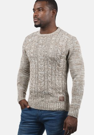 PHILEMON - Jumper - beige