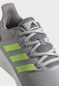 adidas Performance - RUNFALCON SHOES - Zapatillas de running estables - grey - 7