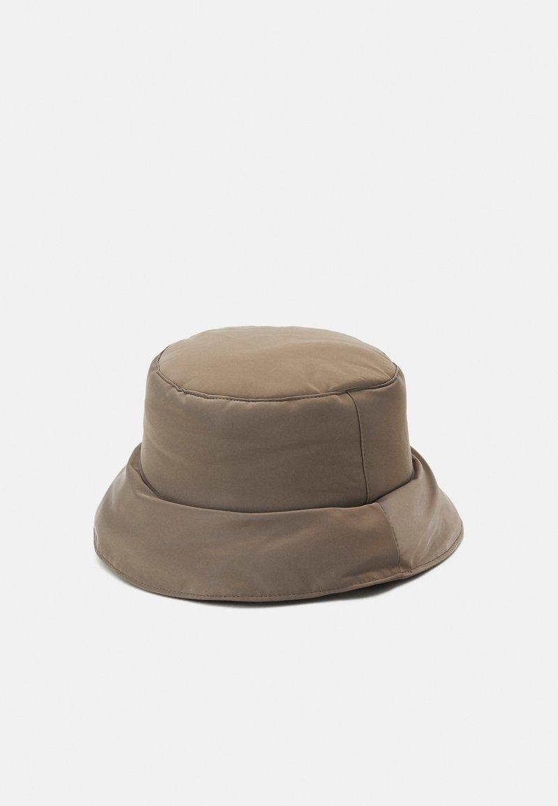 Rains - PADDED BUCKET HAT UNISEX - Hatt - taupe