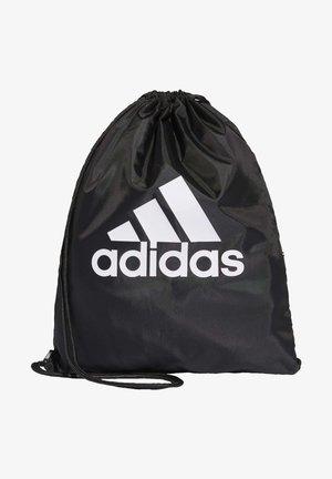SP ESSENTIALS GYM SACK - Drawstring sports bag - black