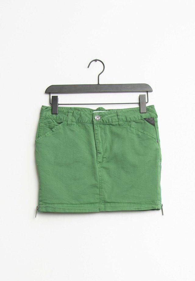 Jeansrok - green