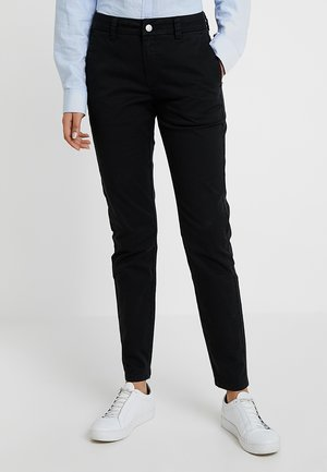 SLFMEGAN - Chinos - black