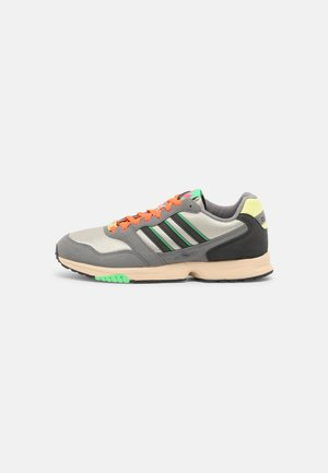 ZX 1000 UNISEX - Trainers - feather grey/grey four/semi screaming green