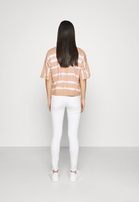 ONLY - ONLRAIN LIFE - Jeans Skinny Fit - ecru - 2