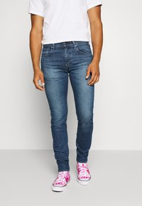 Levi's® Made & Crafted - LMC 512™ SLIM TAPER FIT - Slim fit jeans - niseko mij - 0