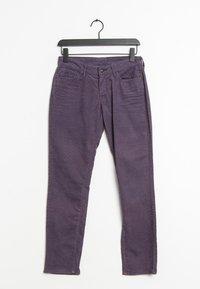 Levi's® - Trousers - purple - 0