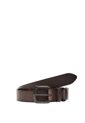 RIEM VAN LEER - Belt - dark brown