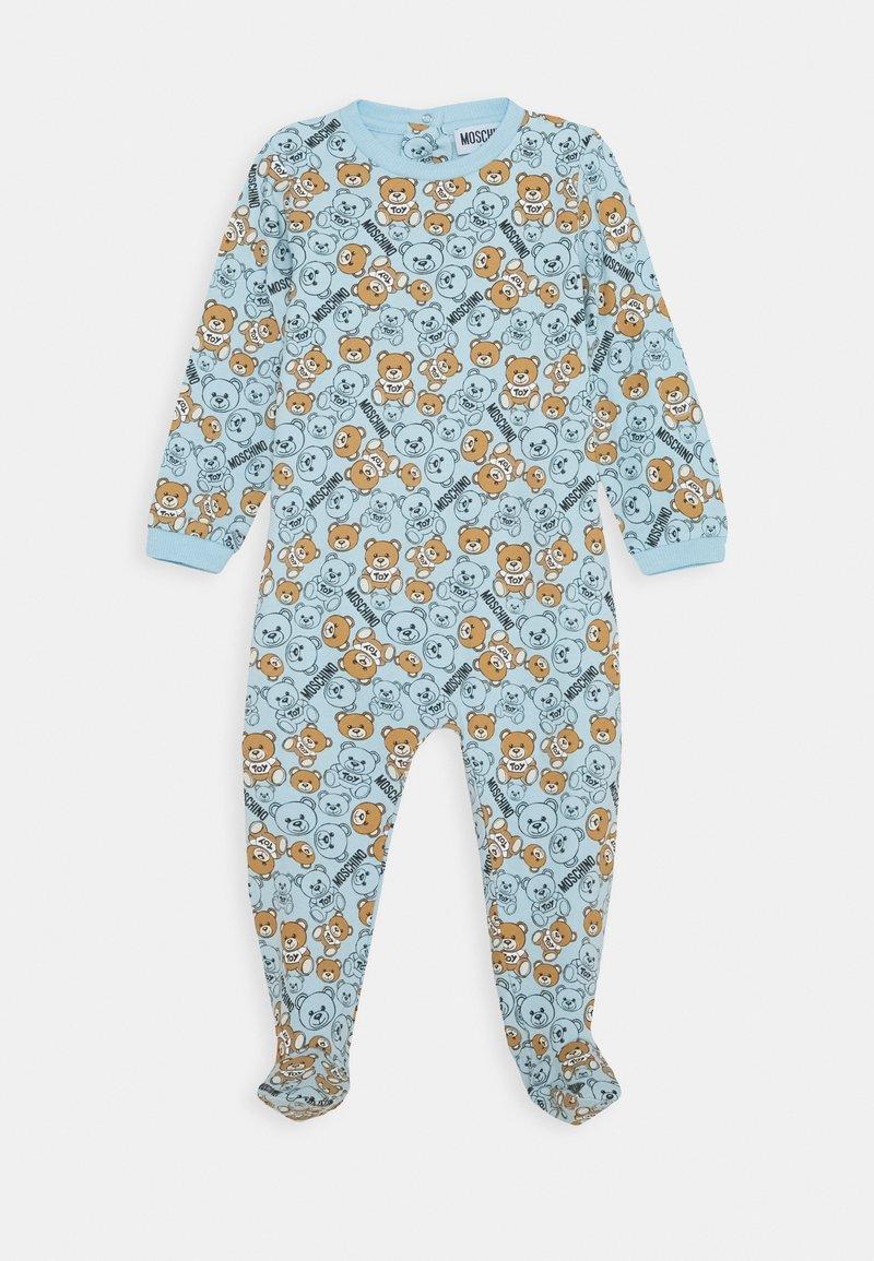 MOSCHINO - BABYGROW ADDITION - Pyžamo - baby sky