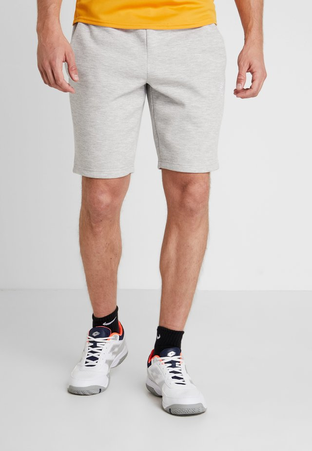 DANYO BASIC SHORT - Pantaloncini sportivi - light grey