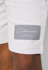 CLOSURE London - BOX LOGO TWINSET SET - Print T-shirt - white - 6
