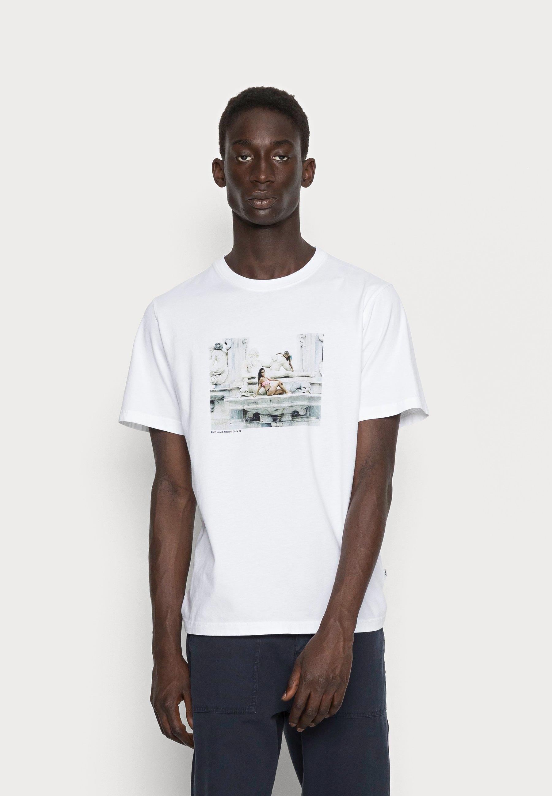 Homme SAMI BRETT LLOYD RAGAZZA - T-shirt imprimé