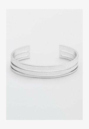 STEIFES versilBERTES - Bracelet - metallic grey