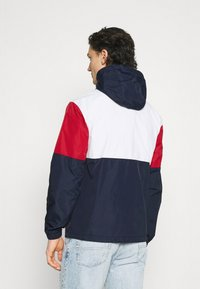 Tommy Jeans - COLORBLOCK UNISEX - Summer jacket - white/multi - 2