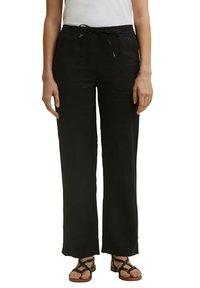 Esprit - Trousers - black - 8
