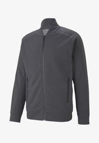 Puma - PUMA PORSCHE DESIGN TRACK  - Training jacket - asphalt - 0