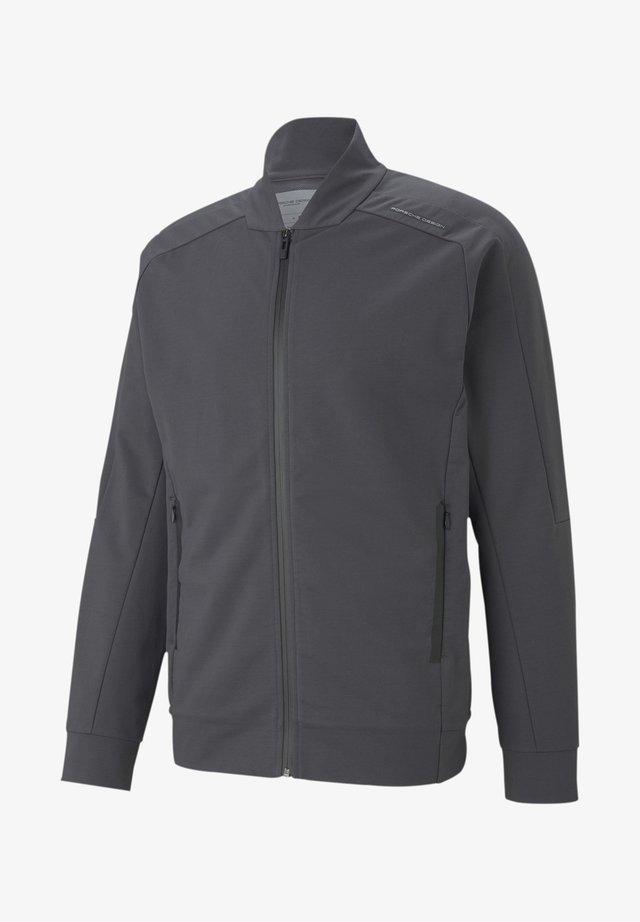 PUMA PORSCHE DESIGN TRACK  - Training jacket - asphalt
