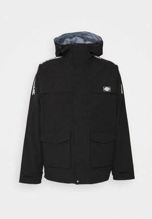 PINE VILLE - Summer jacket - black