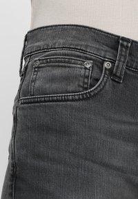 Nudie Jeans - LEAN DEAN - Jeans slim fit - mono grey - 5
