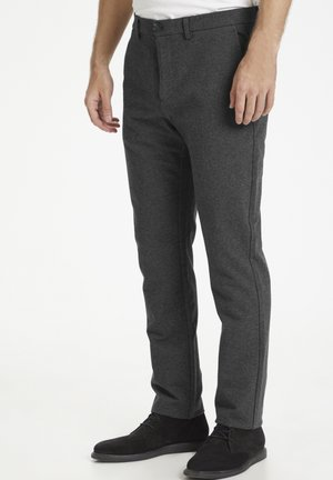 MAPATON  - Trousers - steel grey melange
