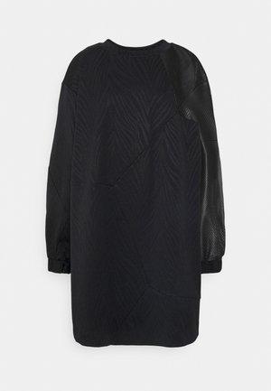 HEXAGON - Jerseykjole - black