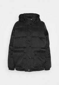 Obey Clothing - IRVING PUFFY COAT - Light jacket - black - 5