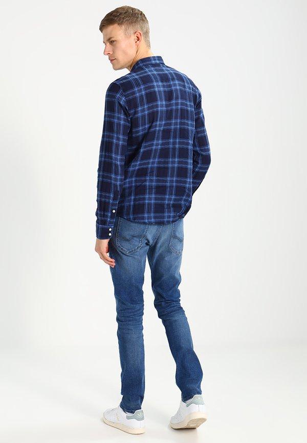 Lee LUKE - Jeansy Slim Fit - fresh/niebieski denim Odzież Męska PETS