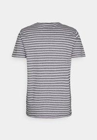 Matinique - JERMANE - Print T-shirt - dark navy - 1
