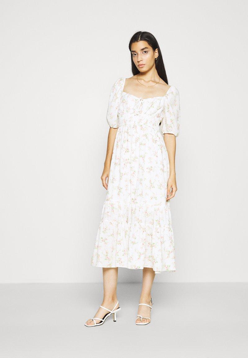 Forever New - JOSEPHINE MIDI DRESS - Day dress - apricot blush